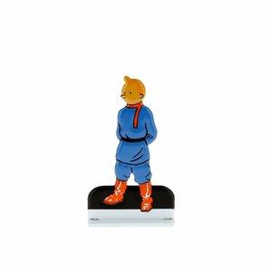 Tintin (Kuifje)  Kuifje de Sovjet  (Relief)