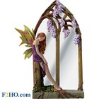 Studio Collection Enchanted Garden Mirror