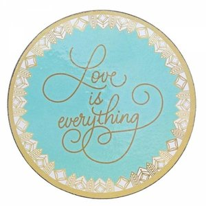 Enesco Love Coasters (Set of 4)