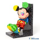 Disney Britto Mickey Mouse Single Bookend