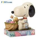 Peanuts (Jim Shore) Easter Bunny Snoopy
