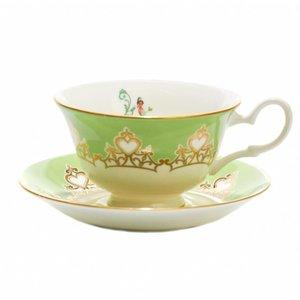 Disney English ladies Co. Tiana Cup & Saucer