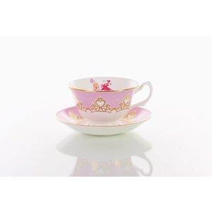 Disney English ladies Co. Aurora Cup & Saucer