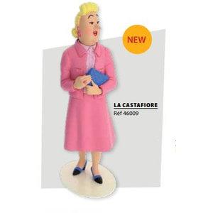 """Tintin (Kuifje) La Castafiore (""""Musée Imaginaire"""" collection)"""