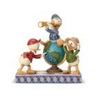 Disney Traditions Huey, Dewie and Louie (Navigating Nephews)