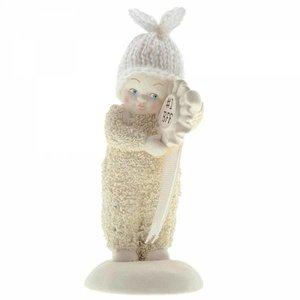 Snowbabies Number 1 BFF