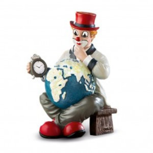 Gilde Clowns De wereldreis (Nimm dir Zeit, Take your Time)