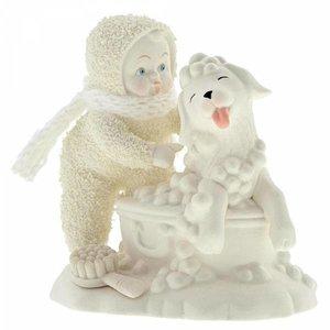 Snowbabies Bath Time