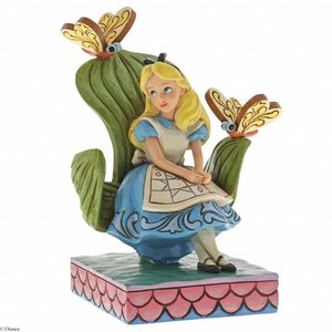 Disney Traditions Alice in Wonderland (Curiouser and Curiouser)