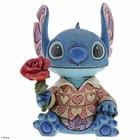 Disney Traditions Stitch Clueless Casanova (Love)