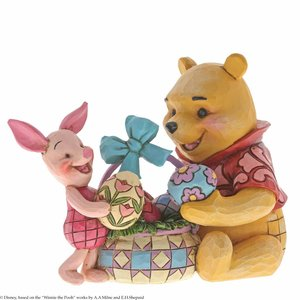 Disney Traditions Pooh & Piglet