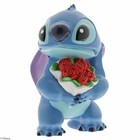 Disney Showcase Stitch w. Flowers
