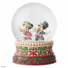 Disney Traditions Mickey & Minnie  Victorian (Snowglobe)