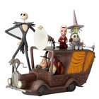 Disney Traditions Mayor's Car (Nightmare Before Christmas)