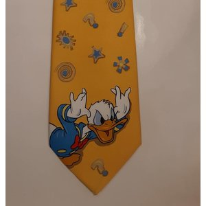 Disney Tie Donald Duck