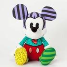 Disney Britto Mickey Mouse Plush