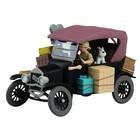Tintin (Kuifje) 'La Ford T de Tintin au Congo' (Ford T 1910)
