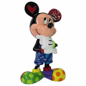 Disney Britto Mickey Mouse Thinking