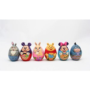 Disney Traditions Characters Eggs (6 pc.) Disney Traditions