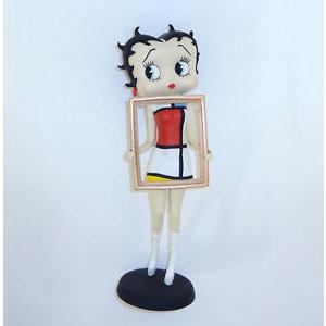 Fleischer Studios Betty Boop Mondrian