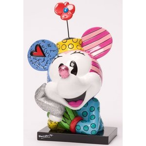 Disney Britto Minnie  Mouse Britto Bust