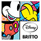 Disney Britto Mickey  Mouse Britto Bust