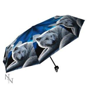 Lisa Parker Guardian of The North Umbrella