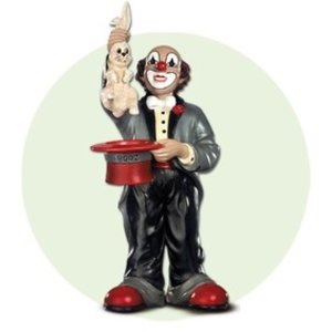 Gilde Clowns De tovenaar (2008)