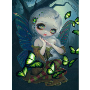 Jasmine Becket-Griffith 3D Picture Absinthe Butterflies