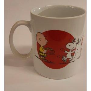 Peanuts (Snoopy) Mega Mug Peanuts - Snoopy