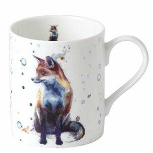 Sarah Stokes Art Fox Mug