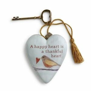 Art Hearts Thankful Heart Art Heart