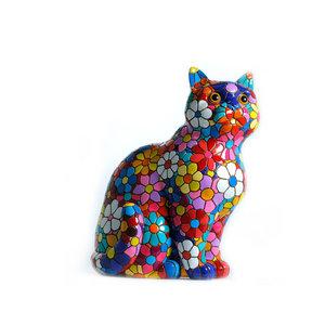Barcino Design Cat Flowers