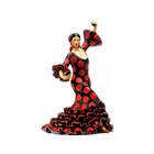 Barcino Design Bailaora 5 Black/Red