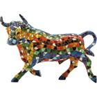 Barcino Design Bull Mosaic XL
