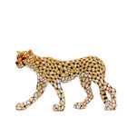 Barcino Design Cheetah  Mosaic effect