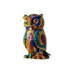 Barcino Design Owl Carnaval Mosaic effect