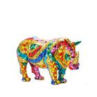 Barcino Design Rhino Carnaval Mosaic effect