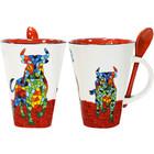 Barcino Design Mug Bulls