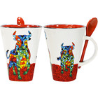 Barcino Design Mug Stier