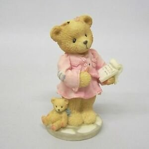 Cherished Teddies Hilary Hugabear