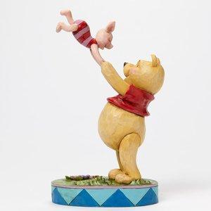 Disney Traditions Winnie the Pooh & Piglet