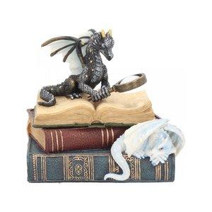 Studio Collection Miniature Scholars Trinket Box