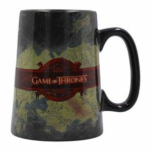 Game of Thrones Mug 'Map Tankard' (Game of Thrones)