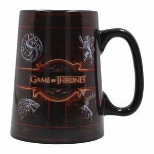 Game of Thrones Mug 'Rustic Sigil' (Game of Thrones)