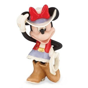 Disney Lenox Rodeo Minnie