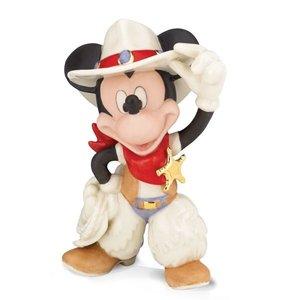 Disney Lenox Rodeo Mickey