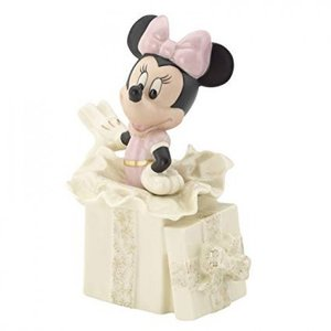 Disney Lenox Minnie's Surprise Gift