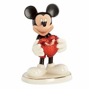 Disney Lenox Love Struck Mickey