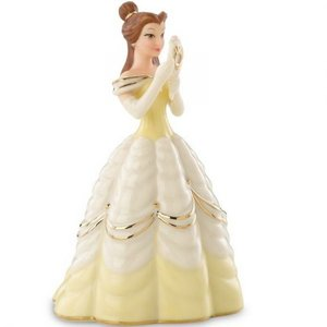 Disney Lenox Beautiful Belle
